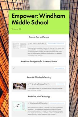 Empower: Windham Middle School