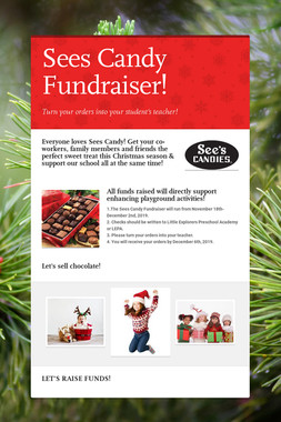 Sees Candy Fundraiser 2018!