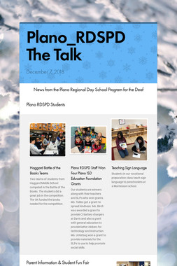 Plano_RDSPD The Talk