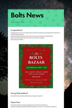 Bolts News