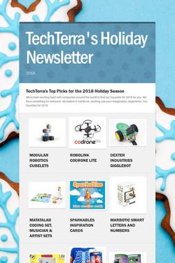 TechTerra's Holiday Newsletter