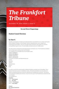 The Frankfort Tribune
