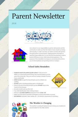 Parent Newsletter