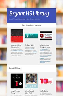 Bryant HS Library
