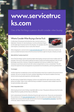 www.servicetrucks.com