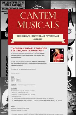 CANTEM MUSICALS
