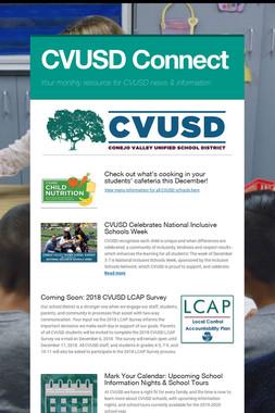 CVUSD Connect