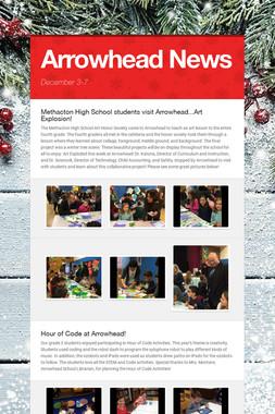 Arrowhead News