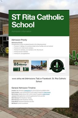 ST Rita Catholic School
