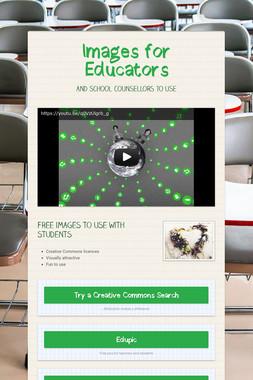 Images for Educators