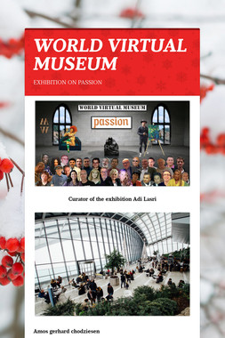 WORLD VIRTUAL MUSEUM
