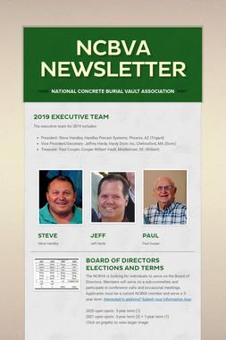NCBVA Newsletter