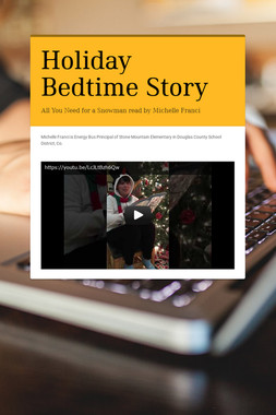 Holiday Bedtime Story