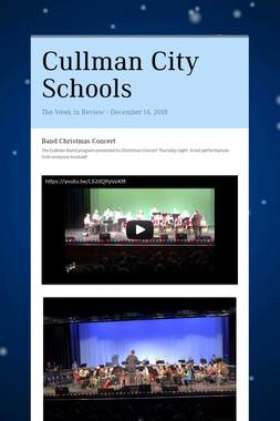 Cullman City Schools