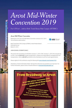 Arvot Mid-Winter Convention 2019