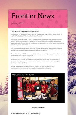 Frontier News