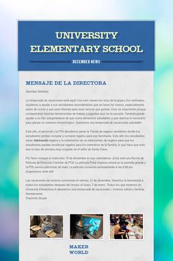 University Elementary School