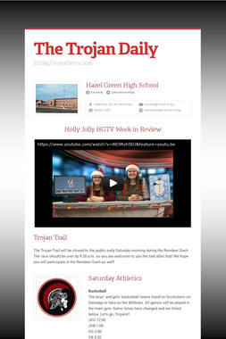The Trojan Daily