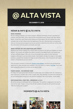 @ Alta Vista