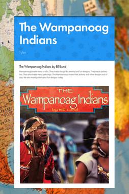 The Wampanoag Indians