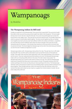 Wampanoags