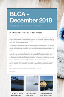 BLCA - December 2018