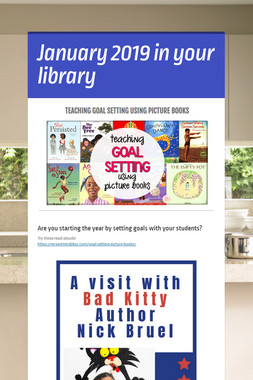January 2019 in your library