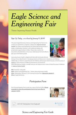 Eagle Science and Engineering Fair