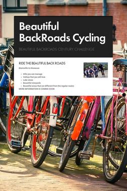Beautiful BackRoads Cycling