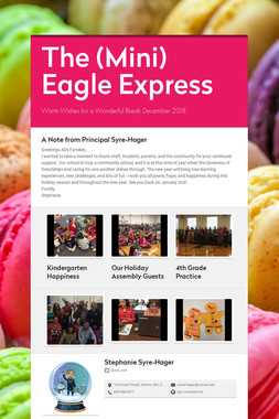 The (Mini) Eagle Express