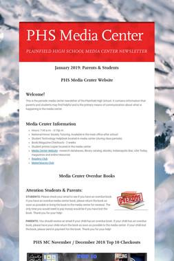 PHS Media Center