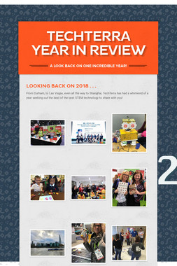 TechTerra Year in Review
