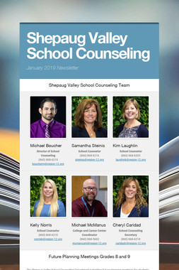 Shepaug Valley School Counseling