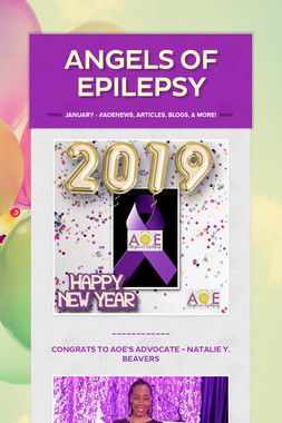 Angels Of Epilepsy
