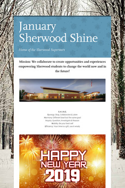 January Sherwood Shine