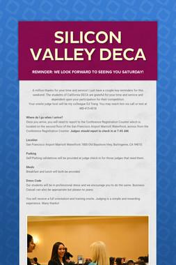 Silicon Valley DECA