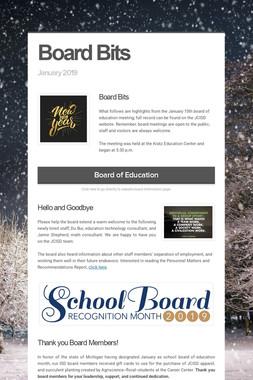 Board Bits