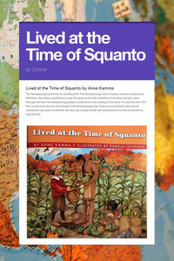 Lived at the Time of Squanto