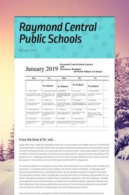Raymond Central Public Schools