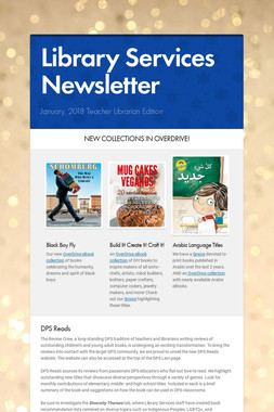 Library Services Newsletter