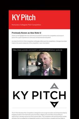 KY Pitch