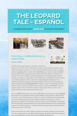 The Leopard Tale - Español