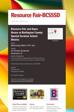 Resource Fair-BCSSSD