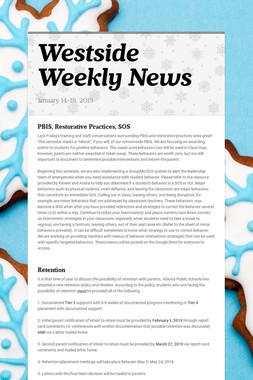 Westside Weekly News
