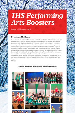 THS Performing Arts Boosters
