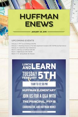 Huffman eNews
