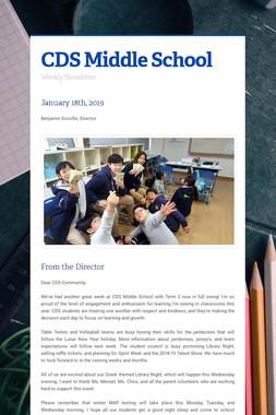 CDS Middle School
