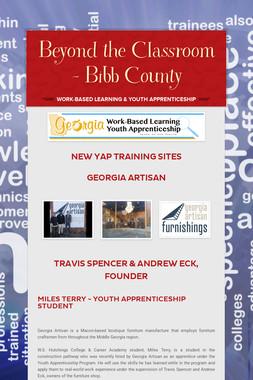 Beyond the Classroom - Bibb County
