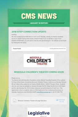 CMS News
