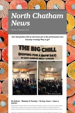 North Chatham News